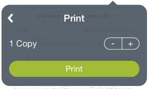 Print Your Purchased Sheet Music – Support Home